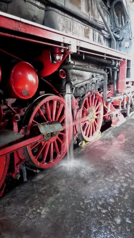 Arbeiten an unseren Fahrzeugen | Museumseisenbahn Hanau e. V.