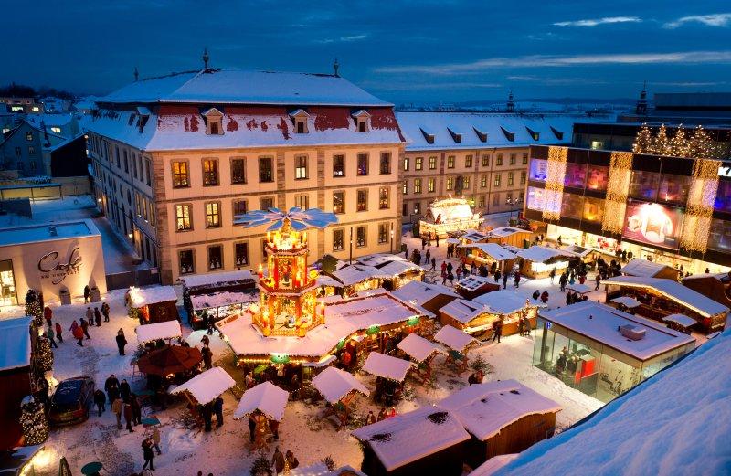 Weihnachtsmarkt Hanau.Dampfsonderzug Zum Weihnachtsmarkt Nach Fulda Museumseisenbahn